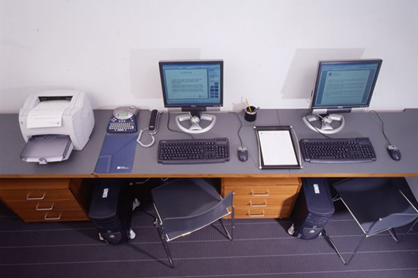 Sala Workstation & Printer